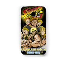 Sweep the Leg: Hill Valley Edition Samsung Galaxy Case/Skin