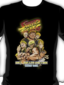 Sweep the Leg: Hill Valley Edition T-Shirt
