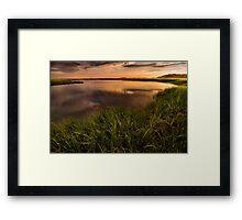 Provincetown Tidelands Framed Print