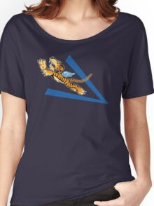 Flying Tigers Emblem Women's Relaxed Fit T-Shirt
