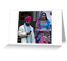 Technology & Tradition Greeting Card