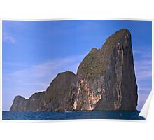 The Island - Koh Phi Phi Lei, Thailand Poster