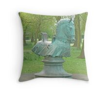 Rowntree Park Throw Pillow