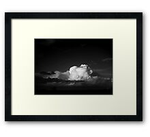 East of the Sun Framed Print