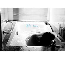 Life Inn Photographic Print