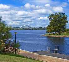 East Perth by Claire  Farley
