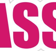 YASS Sticker