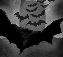 Batman by Holly Jane