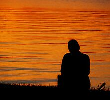 Contemplation by Wanagi Zable-Andrews