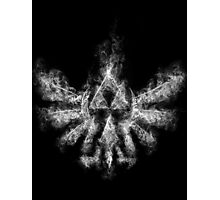 The Legend of Zelda- Triforce Photographic Print