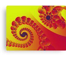 Floral Evolution 003.20.5.g4-280 Canvas Print