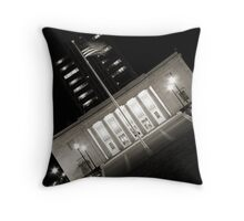 Former Post Office Throw Pillow