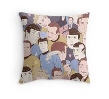 This Simple Feeling... Throw Pillow