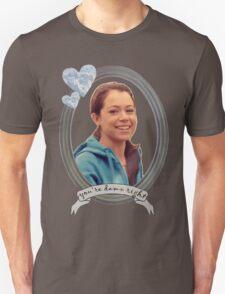 Beth Childs Transparent - Orphan Black T-Shirt