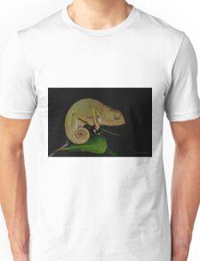 Changing Colour - Chameleon (Chamaeleonidae) Unisex T-Shirt
