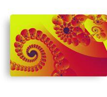 Floral Evolution 003.20.5xp.g4-280 Canvas Print