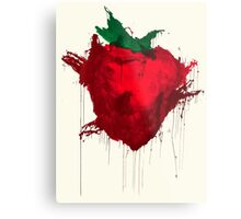 Strawberry from Across the universe Metal Print