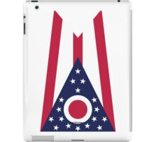 Ohio State Flag iPad Case/Skin