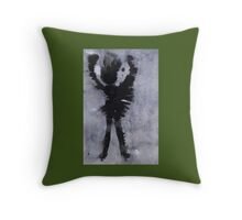 The Champion Throw Pillow
