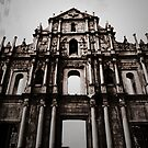 Ruin of St Paul by demistified