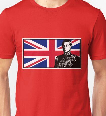 Edward VIII-United Kingdom Unisex T-Shirt