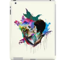 Across the Universe - Strawberry Kiss iPad Case/Skin