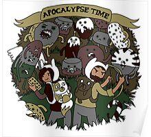 Apocalypse Time! Poster