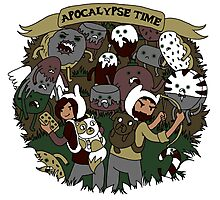 Apocalypse Time! Photographic Print
