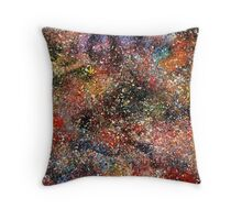 """In the Beginning"" Throw Pillow"