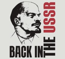 BACK IN THE USSR by IMPACTEES