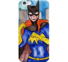 Gotham Babe #3 iPhone Case/Skin