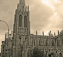 Grace Church 3 by Bernadette Claffey