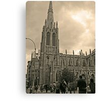 Grace Church 3 Canvas Print
