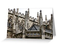 Grace Church, NYC Greeting Card