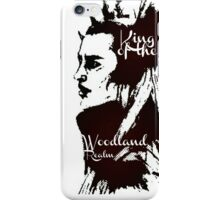 King of the Woodland Realm - Thranduil iPhone Case/Skin