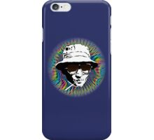 Hunter S Thompson iPhone Case/Skin