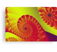 Floral Evolution 003.20.6-2.g4-280 Canvas Print