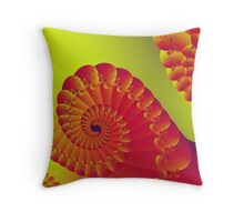 Floral Evolution 003.20.6-2.g4-280 Throw Pillow