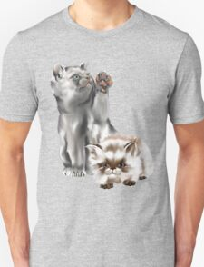 Small Kitties Unisex T-Shirt