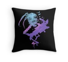 The Loose Cannon Throw Pillow