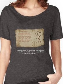 Mêlée - Monkey Island Women's Relaxed Fit T-Shirt