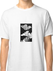 Spring In Black And White Classic T-Shirt