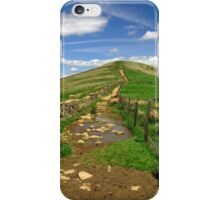 Approaching Lose Hill iPhone Case/Skin