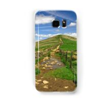 Approaching Lose Hill Samsung Galaxy Case/Skin