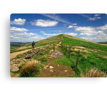 Approaching Lose Hill Canvas Print