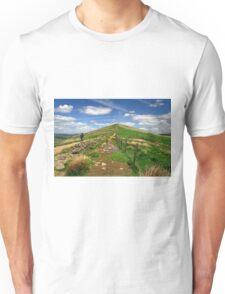 Approaching Lose Hill Unisex T-Shirt