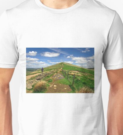 Approaching Lose Hill Unisex T-Shirt