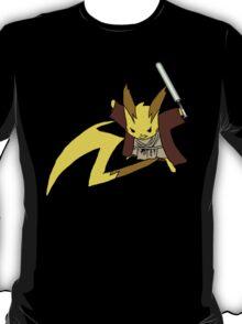 Jedi Pikachu T-Shirt