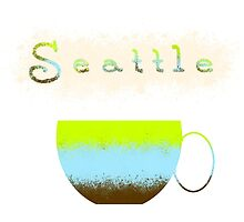 Pacific Northwest Coffee Lovers by EmeraldRaindrop