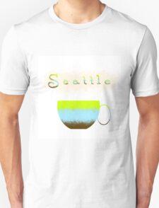 Pacific Northwest Coffee Lovers Unisex T-Shirt